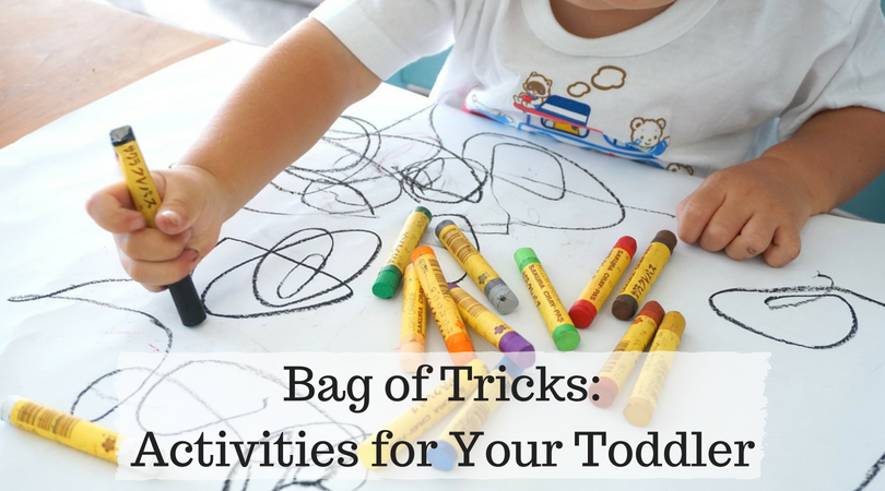 Bag of Tricks: Activities for Your Toddler