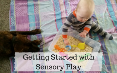 Getting Started with Sensory Play