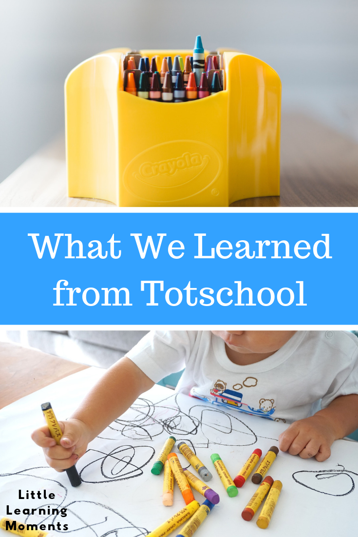 This is the story of why we started totschool and what led us to abandon totschool for a different approach to toddler play and learning.