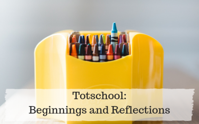 Totschool Beginnings