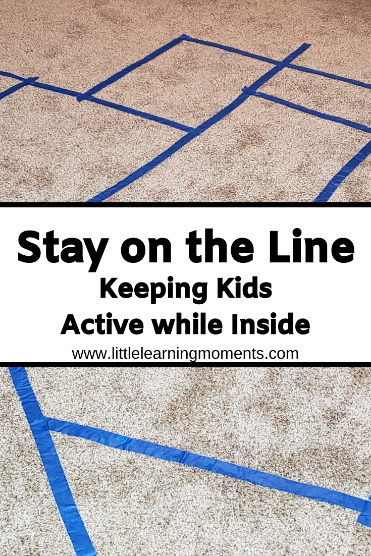 Get your kids up and moving with this simple activity!