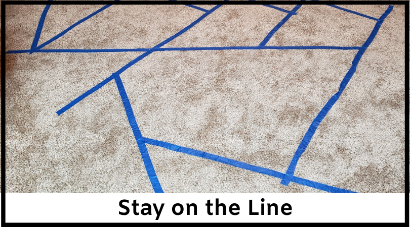 Stay on the Line