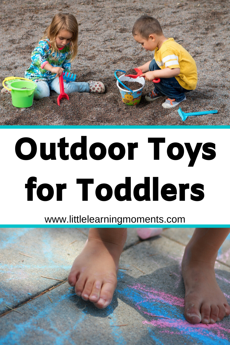 Outdoor toys that your toddler will love this summer!