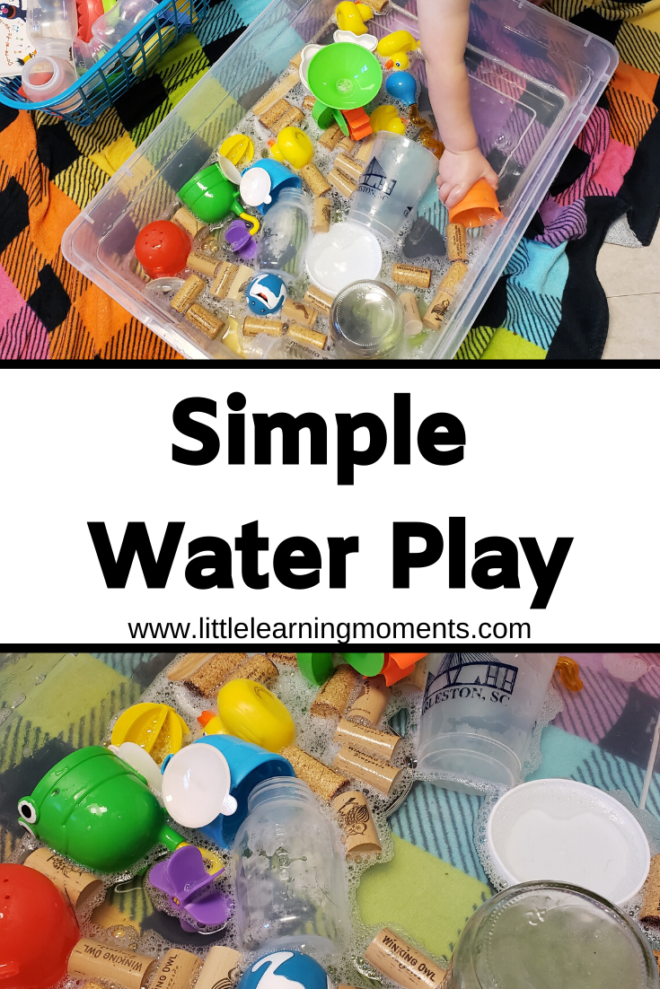 Keep your kids entertained with this simple water activity.