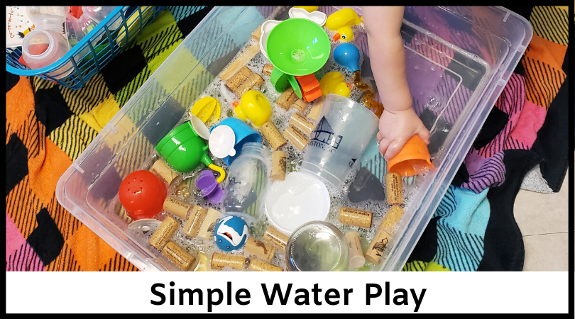 Simple Water Play