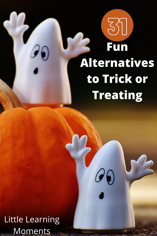 Trick or treating alternatives
