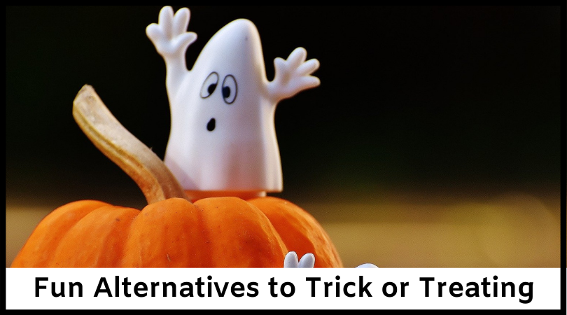 Halloween: Alternatives to Trick or Treating